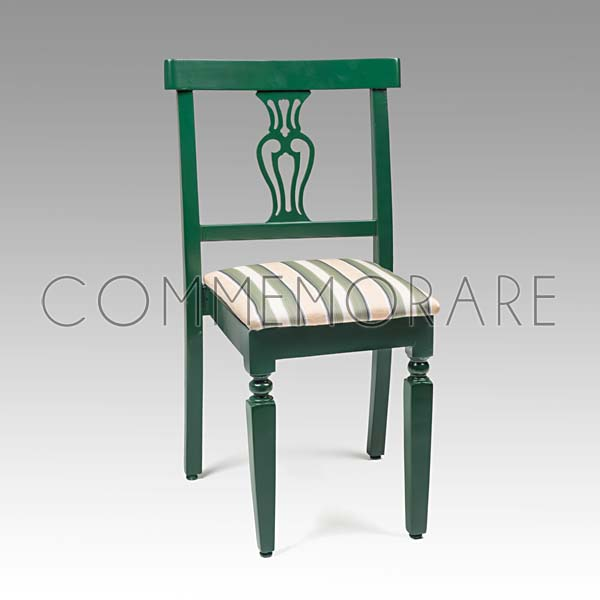 Cadeira Pucci Verde