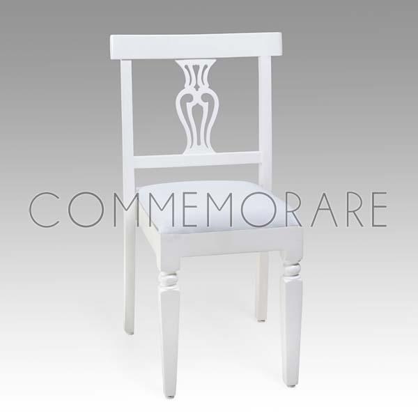 Cadeira Pucci Branca