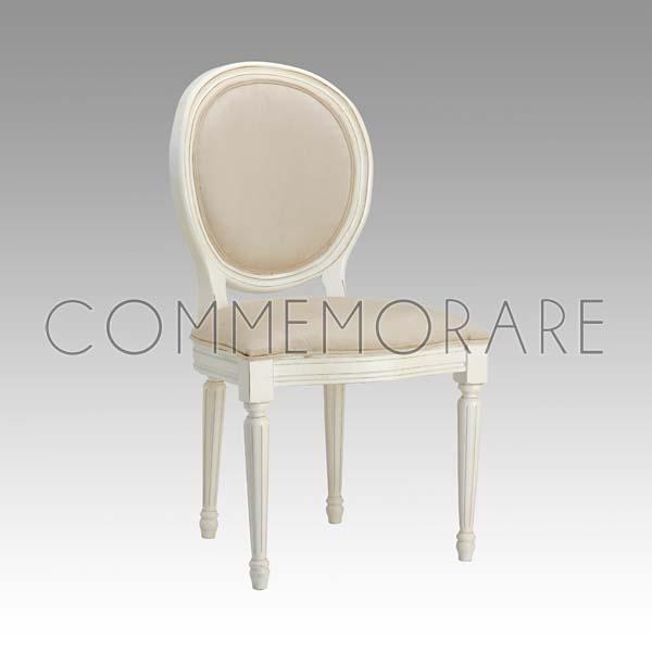 Cadeira Donatella Estofada Fendi