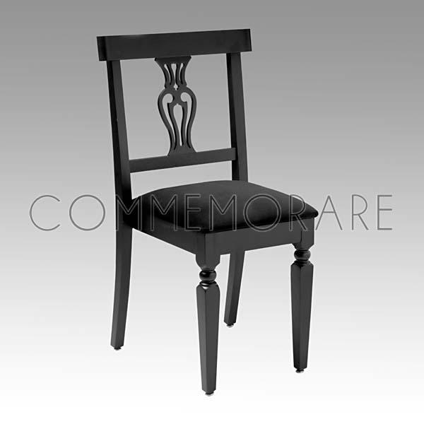 Cadeira Pucci Preta