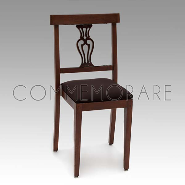 Cadeira Pucci Marrom