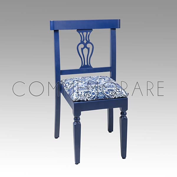 Cadeira Pucci Blu