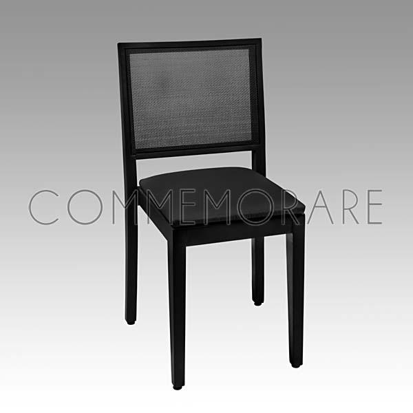 Cadeira Arezzo Preta