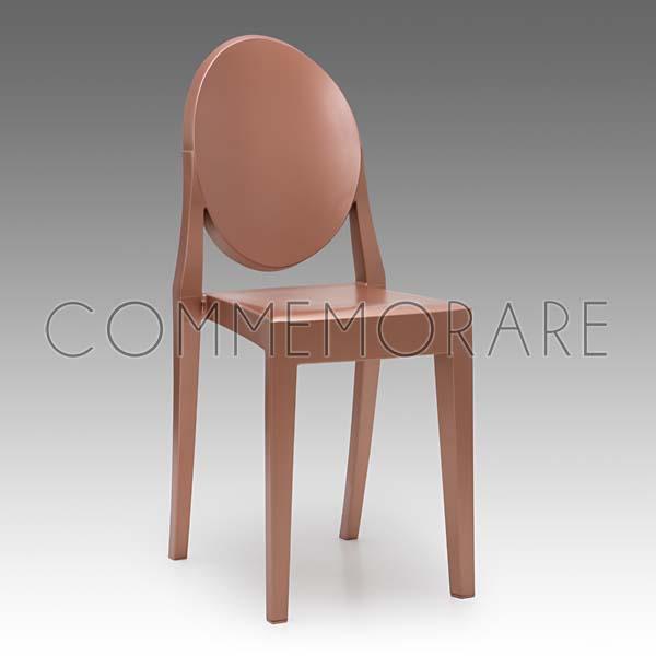 Cadeira Victoria Ghost Rame